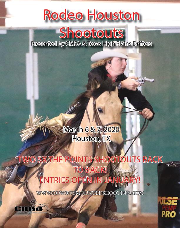 Rodeo Houston Shootout 1