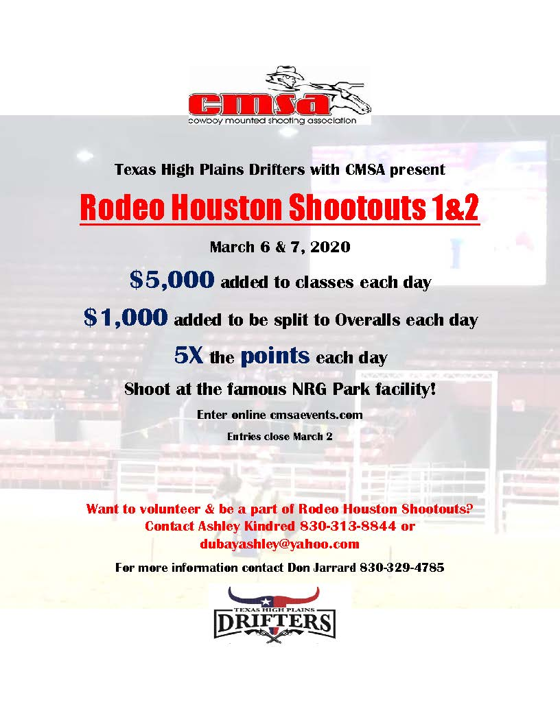 Rodeo Houston Shootout 2