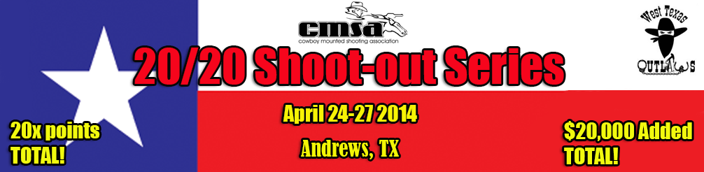 CMSA 20/20 Shoot-out I