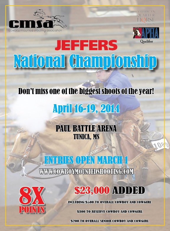 CMSA Jeffers Nationals Championship