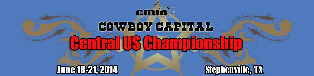 CMSA Cowboy Capitol Central US Championship