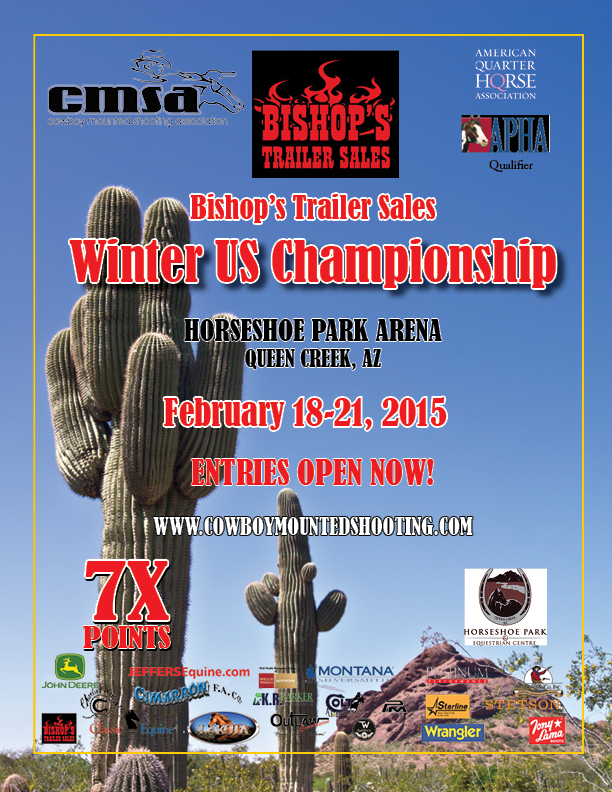 CMSA Bishop's Trailer Sales Winter US Championship