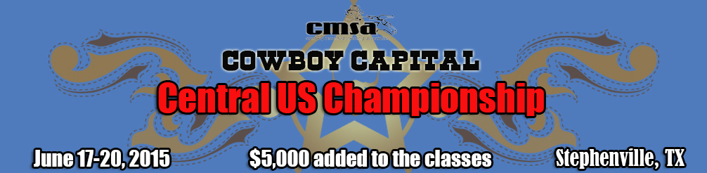 CMSA Cowboy Capital Central US Championship