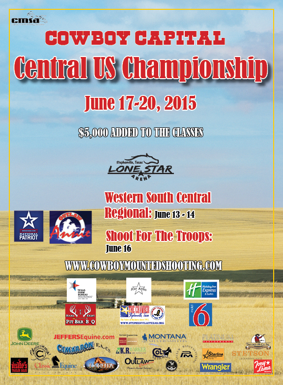 CMSA Cowboy Capital Central US Championship