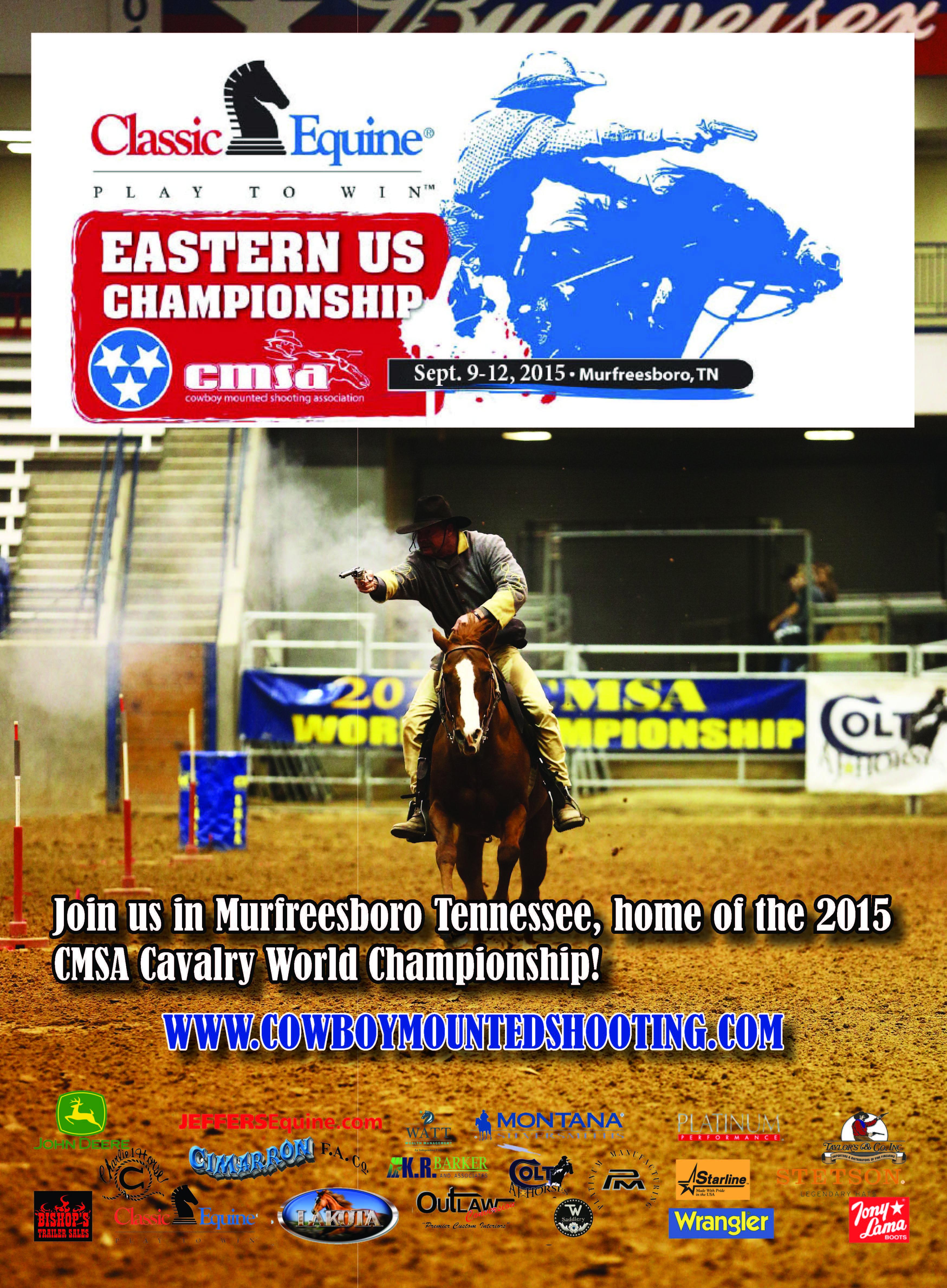 CMSA Classic Equine Eastern US Championship
