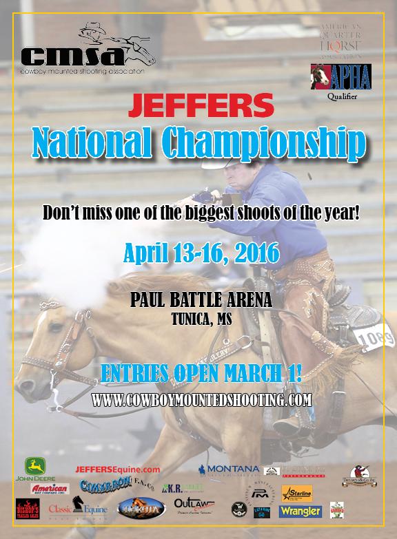 CMSA Jeffers National Championship