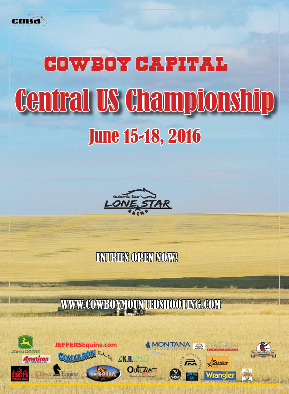 CMSA Cow`boy Capital Central US Championship