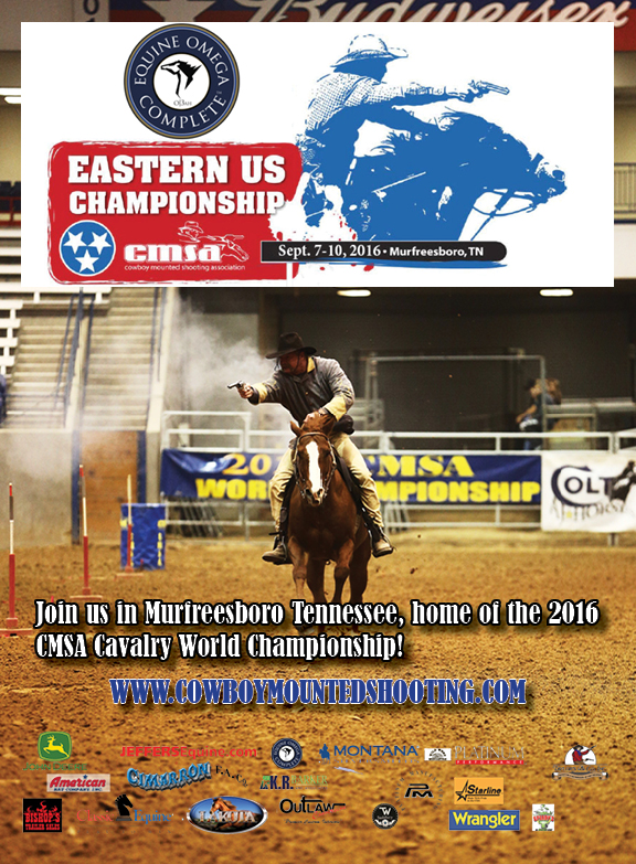 CMSA Equine Omega Complete Eastern US Championship