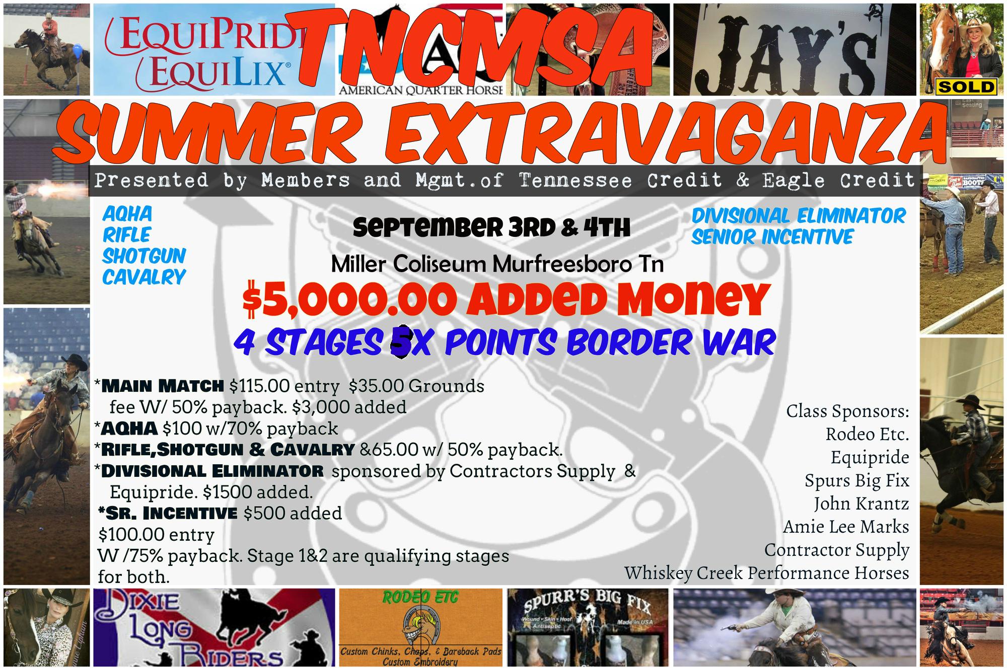 2016 Summer Extravaganza