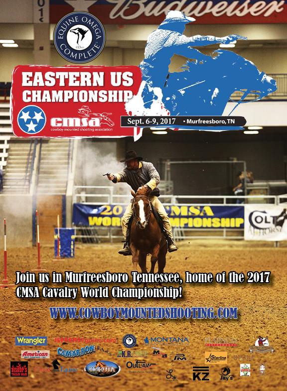 CMSA Equine Omega Complete Eastern US Championship