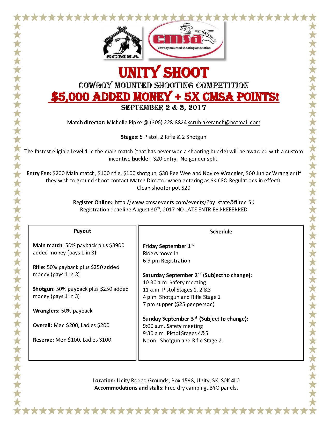 Unity Shoot