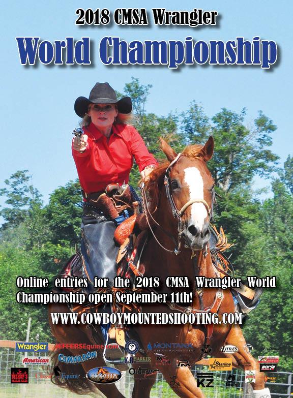 CMSA Wrangler World Championship