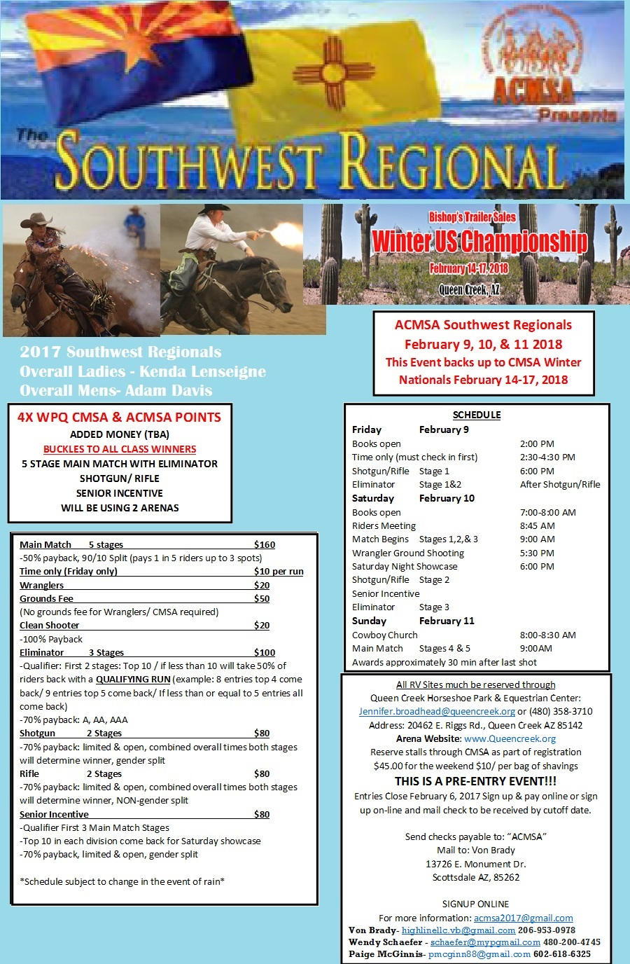 Southwest Regionals